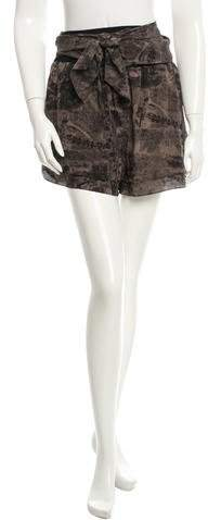 Vena Cava Silk Shorts w/ Tags