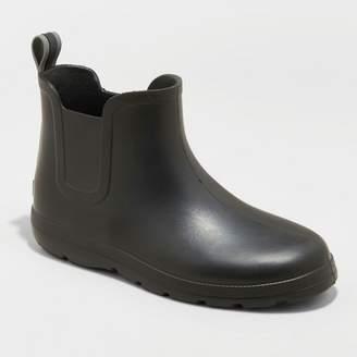 totes Men's Cirrus Ankle Rain Boot