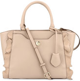 Nine West Ruffle Satchel