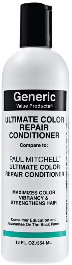 Paul Mitchell Generic Value Products Compare to Ultimate Color Repair Conditioner