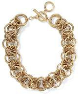 Banana Republic Double Links Necklace