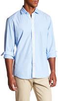 James Campbell Winston Mix Regular Fit Shirt