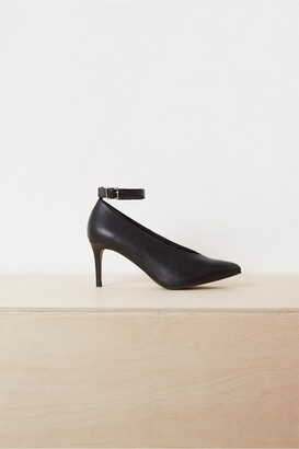 French Connection Adrianna Ankle Strap Heel