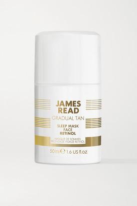 JAMES READ Sleep Mask Face Retinol, 50ml