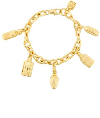 Givenchy Pre-Owned perfume bottle motif bracelet