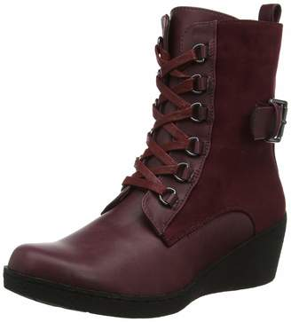 Joe Browns Women's Wilderness Wedge Boots Ankle