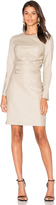 Cacharel Wool Shift Dress