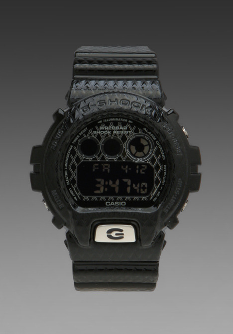 G-Shock Limited Edition DW6900 Crosshatch