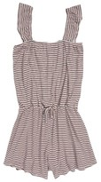 Ten Sixty Sherman Girl's Stripe Romper