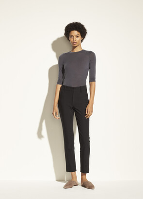 Vince High Rise Cigarette Pant