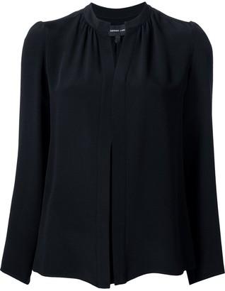 Derek Lam Kara silk blouse