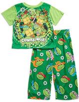 AME Sleepwear Two-Piece TMNT Pajama Set