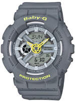 Baby-G Baby G Baby G Duo Punching Pattern W/Time