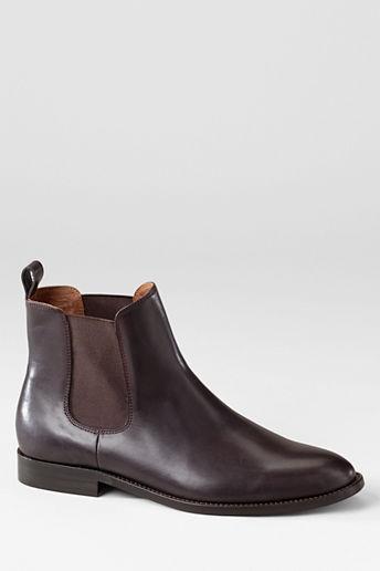 Lands' End Men's Fulton Chelsea Boots