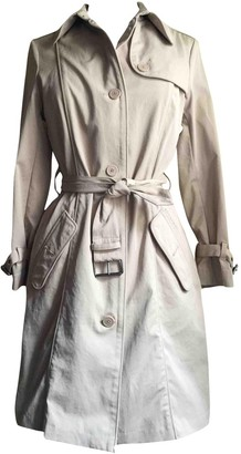 Woolrich Beige Trench Coat for Women
