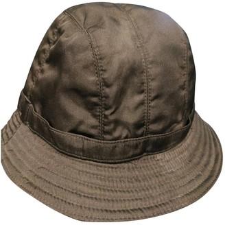 Prada Black Synthetic Hats