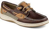 Sperry Ivyfish 3-Eye Boat Shoe TanBear/Cognac