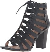 XOXO Women's Beckie Heeled Sandal