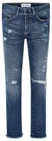 DL1961 Girl's Distressed Skinny Jeans