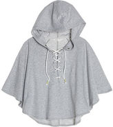 Victoria's Secret Victorias Secret Lace-up Poncho