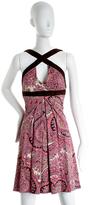 Komland, Paisley print dress