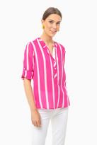 Freya Persifor Super Pink Striped Blouse