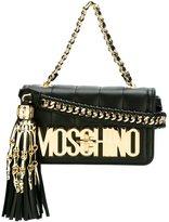 Moschino skeleton hand crossbody bag