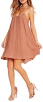Missguided Women's Pleated Swing Dress
