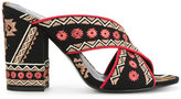 Ash Adele sandals - women - Calf Leather/Leather - 36