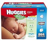 Doaaler(TM) Huggies Natural Care Baby Wipes Refill 864 Count Hypoallergenic - New Item by Doaaler