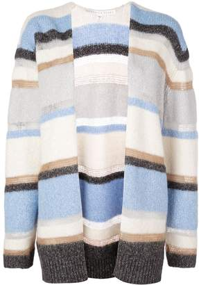Veronica Beard striped cardigan