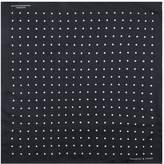 Turnbull & Asser Polka Dot Pocket Square, Black