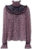 Giamba 'Magnolia' blouse