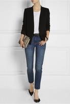 Etoile Isabel Marant Toya high-rise slim-leg boyfriend jeans
