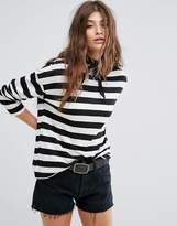 Levi's Levis Long Sleeve Stripe Top