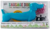 Desktop Sausage Dog Tape Dispenser Set