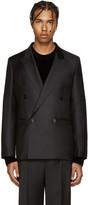Paul Smith Black Wool Jacket