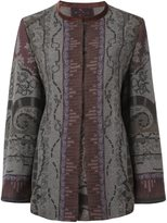 Etro open front coat