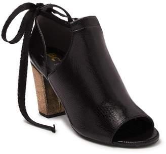 BC Footwear Set Me Free II Vegan Block Heel Bootie