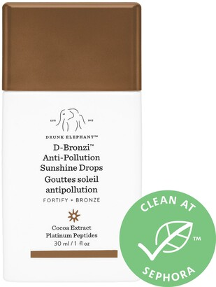 Drunk Elephant D-Bronzi Anti-Pollution Bronzing Drops