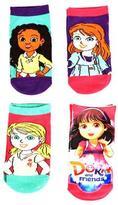 Nickelodeon Dora and Friends socks - 4 Pairs