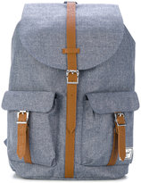 Herschel strappy pockets cap backpack