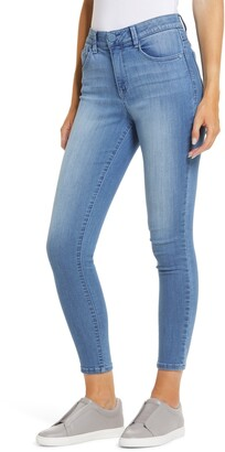 Wit & Wisdom Ab-Solution Luxe Touch High Waist Ankle Skinny Jeans