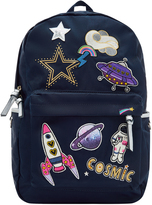 Accessorize Cosmic Badge Backpack