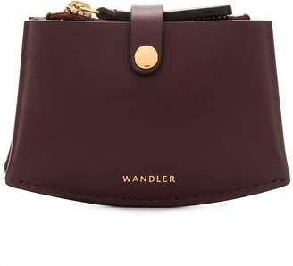 Wandler Corsa cardholder wallet