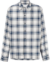 Maison Margiela classic checked shirt - men - Cotton/Modal - 40