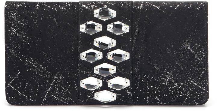Inge Christopher Stella Clutch with Swarovski Crystals