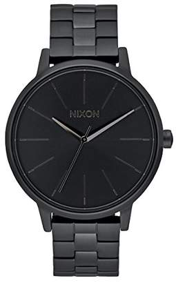 Nixon Unisex Analogue Quartz Watch with Stainless Steel Strap A099-001-00