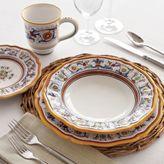 Sur La Table Nova Deruta 16-Piece Dinnerware Set