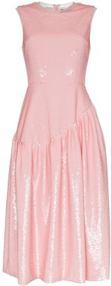 Simone Rocha sequin embellished midi dress